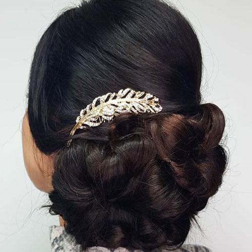 Wedding hair in Billericay